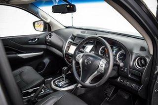 2015 Nissan Navara D23 ST-X Grey 7 Speed Sports Automatic Utility