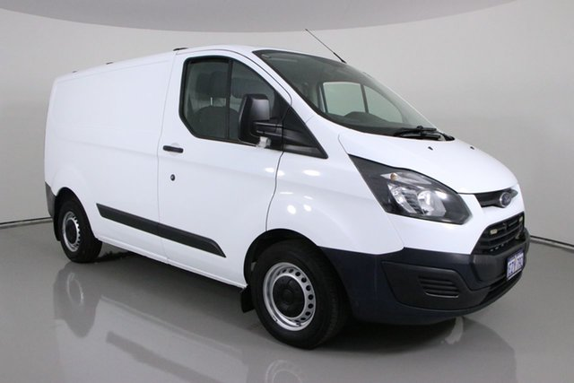 Used Ford Transit Custom VN MY15.50 290S (SWB) Bentley, 2015 Ford Transit Custom VN MY15.50 290S (SWB) White 6 Speed Manual Van
