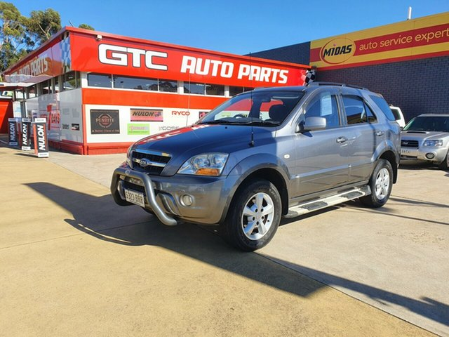 Used Kia Sorento BL MY08 EX Morphett Vale, 2009 Kia Sorento BL MY08 EX Grey 5 Speed Sports Automatic Wagon