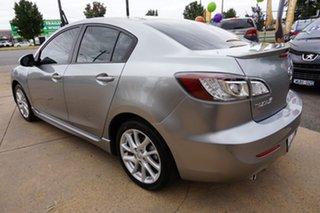 2012 Mazda 3 BL10L2 MY13 SP25 Graphite 6 Speed Manual Sedan.