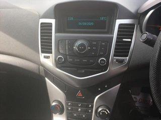 2010 Holden Cruze JG CD Blue 5 Speed Manual Sedan