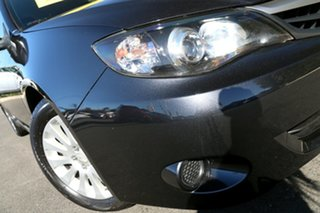 2011 Subaru Impreza G3 MY11 R AWD Special Edition Obsidian Black Pearl 4 Speed Sports Automatic.