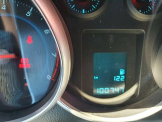 2012 Holden Cruze JH Series II MY12 CD Silver 5 Speed Manual Hatchback