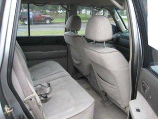2004 Nissan Patrol Silver Automatic Wagon