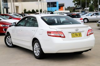 2009 Toyota Camry ACV40R Altise White 5 Speed Automatic Sedan.