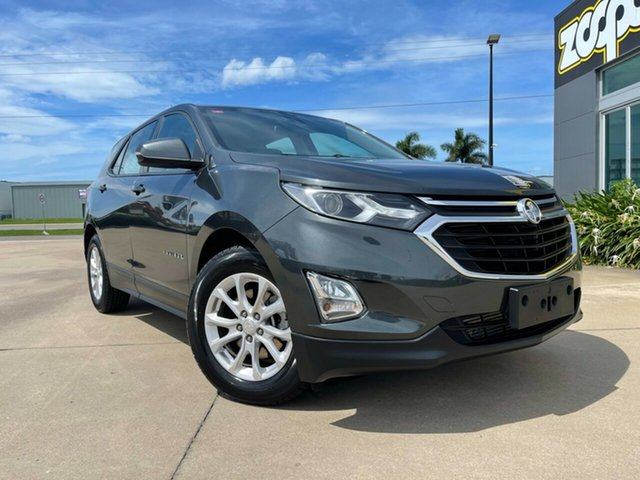 Used Holden Equinox EQ MY18 LS+ FWD Townsville, 2018 Holden Equinox EQ MY18 LS+ FWD Grey/050619 6 Speed Sports Automatic Wagon