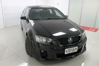 2006 Holden Commodore VE SV6 Black 5 Speed Sports Automatic Sedan.