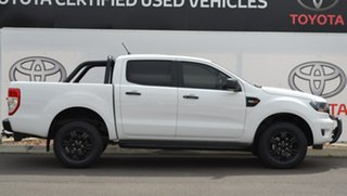 2019 Ford Ranger PK MkIII MY19.75 XLS Sport 3.2 (4x4) White 6 Speed Automatic Double Cab Pick Up