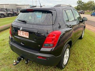 2014 Holden Trax TJ MY15 LS Black 5 Speed Manual Wagon