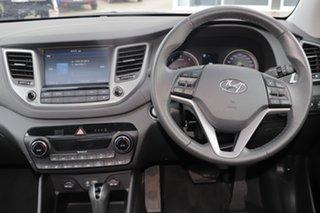 2015 Hyundai Tucson TLE Highlander AWD Polar White 6 Speed Sports Automatic Wagon