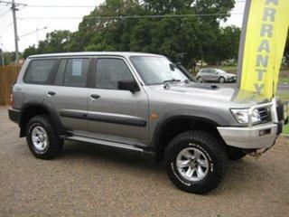 2004 Nissan Patrol Silver Automatic Wagon.
