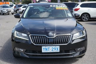 2019 Skoda Superb NP MY19 162TSI Sedan DSG Magic Black 6 Speed Sports Automatic Dual Clutch Liftback.
