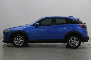 2017 Mazda CX-3 DK2W76 Maxx SKYACTIV-MT Blue 6 Speed Manual Wagon.