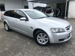 2008 Holden Commodore VE MY09.5 Omega Sportwagon Nitrate/51i 4 Speed Automatic Wagon.