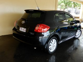 2008 Toyota Corolla ZRE152R Levin SX Black 4 Speed Automatic Hatchback