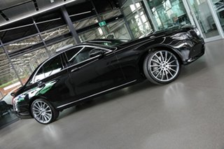 2019 Mercedes-Benz E-Class W213 800MY E300 9G-Tronic PLUS Black 9 Speed Sports Automatic Sedan.