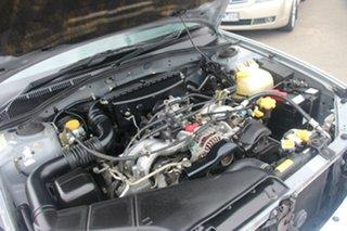 2003 Subaru Liberty B3 MY03 RX AWD Special Edition Silver 5 Speed Manual Wagon