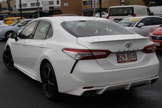 2019 Toyota Camry ASV70R SX Glacier White 6 Speed Sports Automatic Sedan