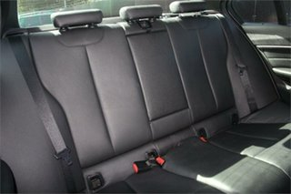 2012 BMW 3 Series F30 328i Black 8 Speed Sports Automatic Sedan