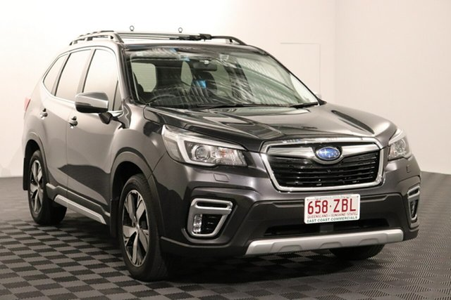 Used Subaru Forester S5 MY19 2.5i-S CVT AWD Acacia Ridge, 2019 Subaru Forester S5 MY19 2.5i-S CVT AWD Grey 7 speed Automatic Wagon