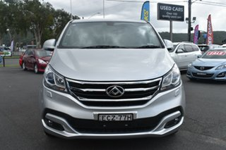 2019 LDV G10 SV7A Silver 6 Speed Sports Automatic Wagon
