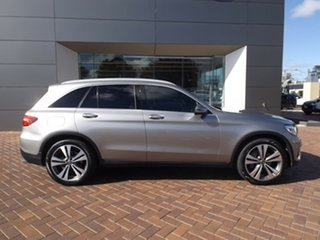 2019 Mercedes-Benz GLC-Class X253 809MY GLC250 d 9G-Tronic 4MATIC Silver 9 Speed Sports Automatic.
