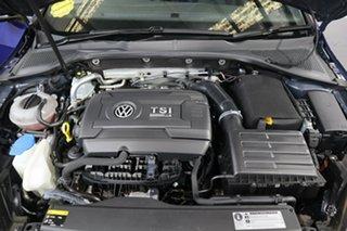 2015 Volkswagen Golf VII MY16 R DSG 4MOTION Wolfsburg Edition Blue 6 Speed