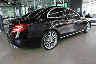 2019 Mercedes-Benz E-Class W213 800MY E300 9G-Tronic PLUS Black 9 Speed Sports Automatic Sedan