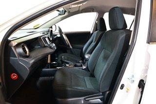 2016 Toyota RAV4 ZSA42R GX 2WD White 7 Speed Constant Variable Wagon