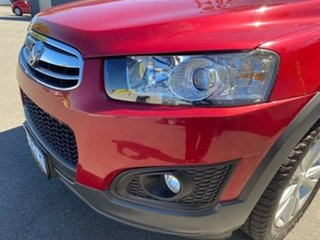 2015 Holden Captiva CG MY15 7 AWD LT Red 6 Speed Sports Automatic Wagon.