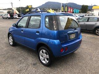 2003 Holden Cruze YG Blue 4 Speed Automatic Wagon.