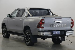 2020 Toyota Hilux GUN126R SR5 Double Cab Silver 6 Speed Sports Automatic Utility