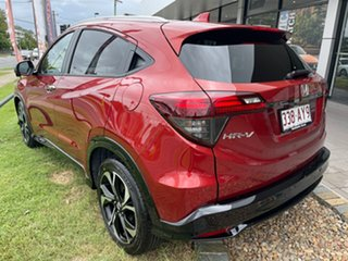 2021 Honda HR-V MY21 RS Passion Red 1 Speed Constant Variable Hatchback.