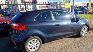 2015 Kia Rio UB MY15 S Blue 4 Speed Sports Automatic Hatchback.