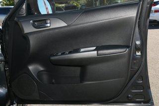 2011 Subaru Impreza G3 MY11 R AWD Special Edition Obsidian Black Pearl 4 Speed Sports Automatic