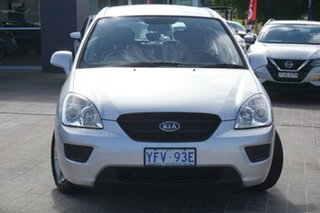 2008 Kia Rondo UN LX Silver 5 Speed Manual Wagon.