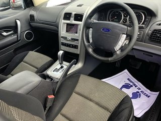 2009 Ford Territory SY MkII TS (RWD) Blue 4 Speed Auto Seq Sportshift Wagon