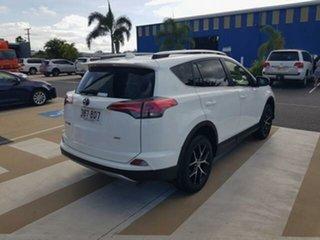 2018 Toyota RAV4 ASA44R GXL AWD Glacier White 6 Speed Sports Automatic Wagon