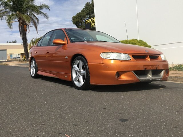 Used Holden Special Vehicles ClubSport VT II R8 Blair Athol, 1999 Holden Special Vehicles ClubSport VT II R8 4 Speed Automatic Sedan