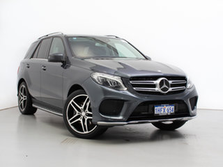 2016 Mercedes-Benz GLE400 166 Grey 7 Speed Automatic Wagon.