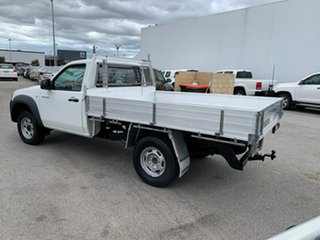 2009 Mazda BT-50 08 Upgrade B3000 Freestyle DX+ (4x4) White 5 Speed Manual Cab Chassis