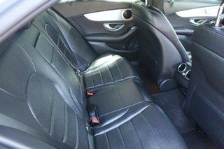 2014 Mercedes-Benz C-Class W205 C200 7G-Tronic + Grey 7 Speed Sports Automatic Sedan