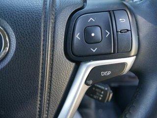 2014 Toyota Kluger GSU55R GXL (4x4) Silver Sky 6 Speed Automatic Wagon
