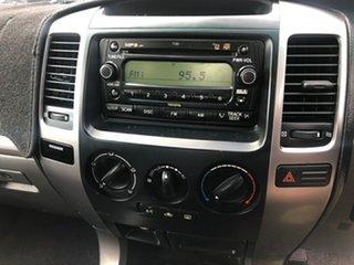 2006 Toyota Landcruiser Prado GRJ120R GXL (4x4) White 5 Speed Automatic Wagon