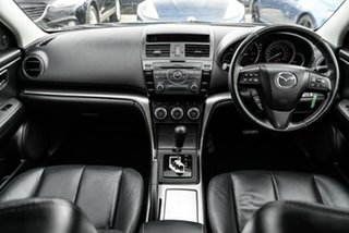 2011 Mazda 6 GH1052 MY12 Touring Grey 5 Speed Sports Automatic Wagon.