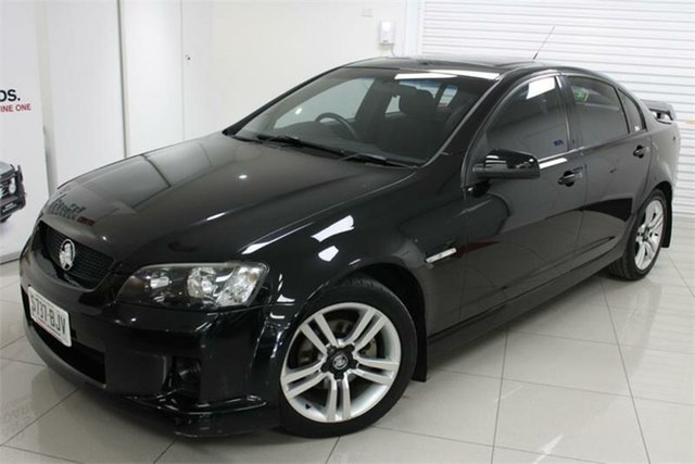 Used Holden Commodore VE SV6 , 2006 Holden Commodore VE SV6 Black 5 Speed Sports Automatic Sedan