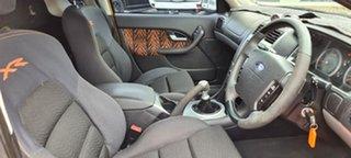 2007 Ford Falcon BF Mk II XR6 Turbo Ute Super Cab 6 Speed Manual Utility