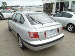 2005 Hyundai Elantra XD MY05 Silver 4 Speed Automatic Hatchback