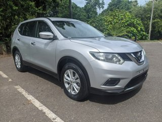2016 Nissan X-Trail T32 ST X-tronic 2WD Silver 7 Speed Constant Variable Wagon.