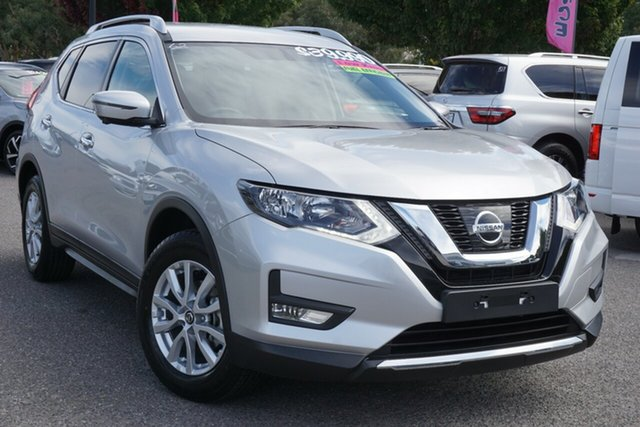 Used Nissan X-Trail T32 Series III MY20 ST-L X-tronic 4WD Phillip, 2020 Nissan X-Trail T32 Series III MY20 ST-L X-tronic 4WD Silver 7 Speed Constant Variable Wagon